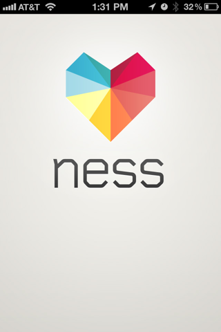 Ness iPhone splash screens screenshot