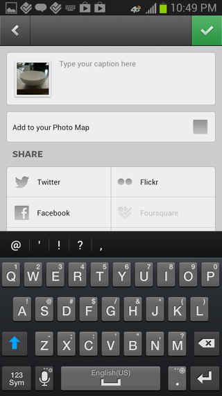 Instagram Android compose screens screenshot