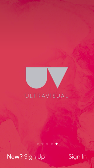 UltraVisual iPhone walkthroughs screenshot