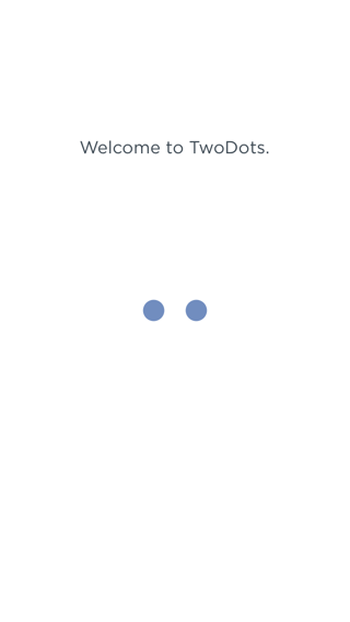 Two Dots iPhone  screenshot
