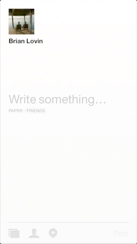Popovers - UI UX Design Patterns :: Mobile Patterns